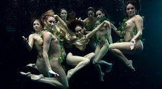 Hollyoaks beauty is an underwater stunner
