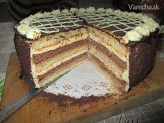 Czech Desserts, No Cook Desserts, Poke Cakes, Lava Cakes, European Dishes, High Sugar, Gingerbread Cake, Fudge Cake, Yummy Cakes