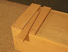 Heartwood - inside the workshop blog
