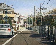 西武新宿線「鷺ノ宮駅」周辺...林 亮太
