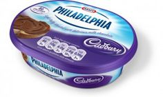 Holmes & Marchant has created the packaging for Kraft Food's new Philadelphia Cadbury variant, which launches this week. Slimming World Tips, Cream Cheese Spreads, Digestive Biscuits, Chocolate Cheese, Kraft Recipes, Philadelphia, Packaging, Cheesecake, Food