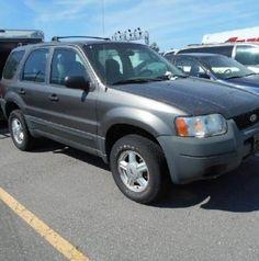 2003 Ford Escape. #Auction in Burlington (109). Ends Jul 6, 6:30AM US/Los_Angeles. Lien Sale.