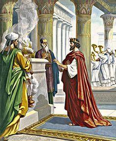 2 Chronicles 30: Hezekiah's Great Passover