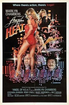 Angel Of Heat Movie Poster 24in x36in