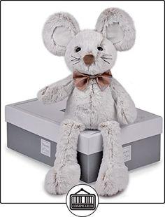 Histoire d 'ours peluche de ratón Talla:40 cm  ✿ Regalos para recién nacidos - Bebes ✿ ▬► Ver oferta: http://comprar.io/goto/B00TS0UYXQ