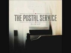 Such Great Heights- Postal Service