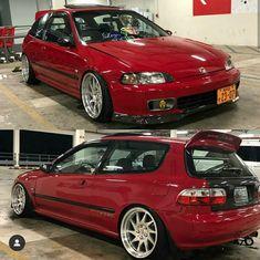 Honda Civic Hatchback, Honda Civic Ex, Mercedes Benz 190e, Civic Eg, Import Cars, Jdm, Dream Cars, Badass, Racing