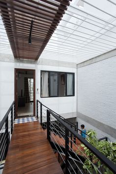 Sheer Light B House  Architects: i.House Architecture and Construction Location: Vietnam
