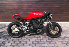 This photo was uploaded by DaleBest. Ducati Cafe Racer, Cafe Racer Bikes, Cafe Bike, Cafe Racer Motorcycle, Vespa, Ducati 1000, Ducati Motorcycles, Custom Cafe Racer, Cafe Racing