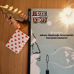 oh hi! nareszcie @przekroj_pl   #przekroj #kwartalnik #magazine #raczkowski #igerspoland #vscocam #vscopress #czytam #media #editorial #reading #mag #print