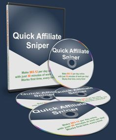 https://flic.kr/p/SdQgDN | Quick-affiliate-sniper-review | infactreview.com/quick-affiliate-sniper-review-discount/ Quick Affiliate Sniper Review - Quick Affiliate Sniper is about video but a whole lot more.  There are at least 3 methods inside the main method and all work.  Now how do I know that they work? #QuickAffiliateSniperReview , #QuickAffiliateSniper