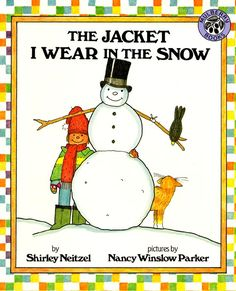 The jacket I wear in the snow printable
