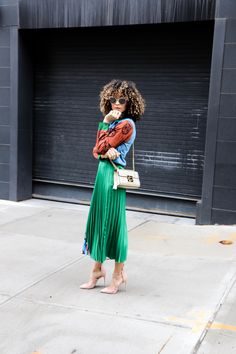 OOTD: Crash Course in Colorblocking #ootd #colorblocking #fashion #scoutthecity