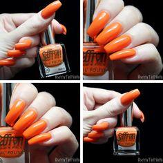 BunnyTailNails, Saffron 23