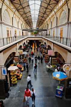 Ferry Building Marketplace, San Francisco