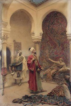 GUSTAVO SIMONI / Her Master's Arrival