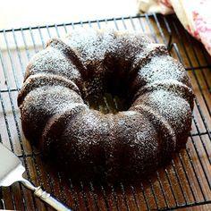 Chocolate Chip Pudding Cake