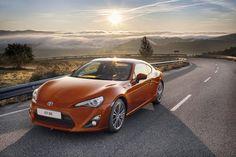 Toyota 86: a Toyota-Subaru collaboration. Available in the Indonesian Market.