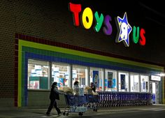 Toys R Us Files for Bankruptcy Crippled by Competition and Debt
