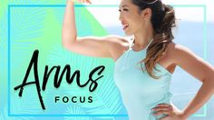 Want toned triceps, sculpted shoulders, and amazing arms for tank top season? This workout pairs fat burning cardio with weightless arm exercises for the most effective upper body routine! No dumbbells or equipment needed!