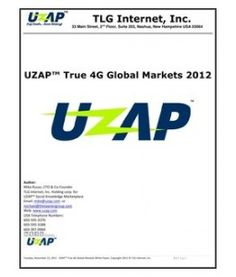 UZAP True 4G Global Markets Whitepaper