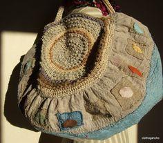backpack natural linen