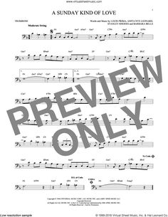 James - A Sunday Kind Of Love sheet music for trombone solo [PDF] I Love You Words, Say I Love You, My Love, Digital Sheet Music, Trombone Sheet Music, Viola Sheet Music, Voice Type, Sunday Kind Of Love