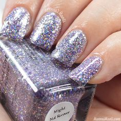 Blue Eyed Girl Lacquer Swatches