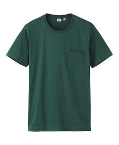 5d11f128d1073b MEN CREW NECK POCKET SHORT SLEEVE T-SHIRT - UNIQLO ( 12.00) - Svpply