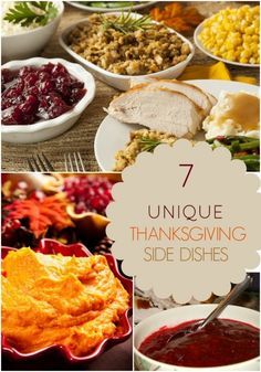 7 Unique Thanksgiving Side Dishes