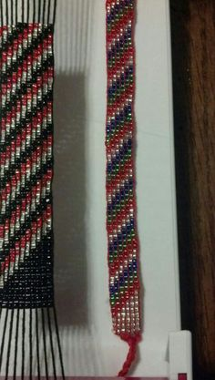 Bead weaving by Mindy's Craft Creations