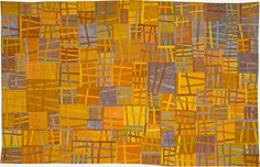 Lisa Call Structures #31  ©2004  34″ x 53″ Love this!