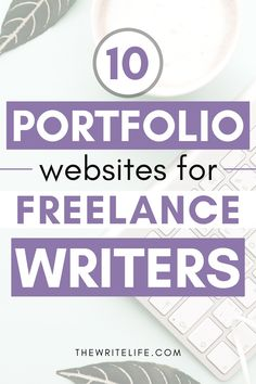Show off your freelance writing portfolio online to get more freelance writing jobs. Learn how to create a portfolio website to put your work on display. Get started creating your site with our free guide. Get the Freelance Writer's Pitch Checklist and get the best writing tips at www.thewritelife.com.