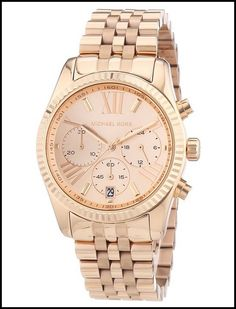MICHAEL KORS MK5569 ROSE GOLD – WOMEN'S WATCH