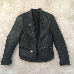 4e2df19881 Depop - The creative community's mobile marketplace. Faux Leather Jackets Zara