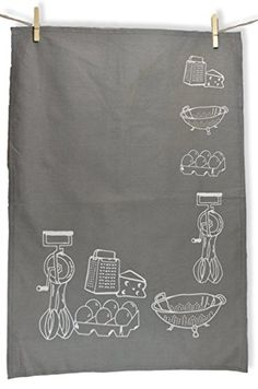 Kitchen Towels Dish Cloth 100 Cotton Super Absorbent Colorful Printed Design Tea Towels Set of 4 Size 18x 27  Choose the Color That Sparks Joy in Your Kitchen Appliances -- Continue to the product at the image link.