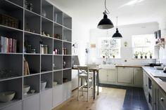 kitchen shelvings...