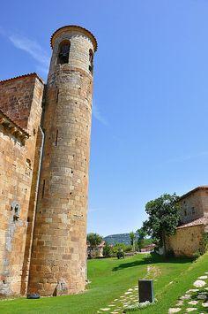 San Martín de Elines #Cantabria #Spain #Travel