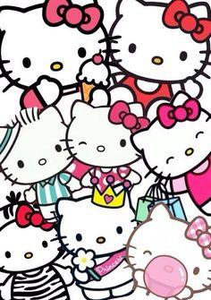 "nkoangel-hellokitty: ""Whole Lot A Kitty! """