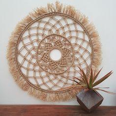 SueVcreative Handmade Macrame Mandala Wall Hangings https://etsy.me/2JPiXkk