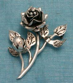 Joyeria de Plata / Silver Jewelry. Prendedor de Plata, Silver Brooche,  venta de mayoreo/ Wholesale. www.joyasenplata.mx