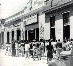 Cine San Juan, Caracas 1946