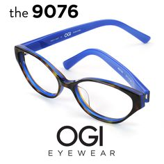 8407e3ad081 Ogi Eyewear 9076 in Blueberry Women s Eyewear