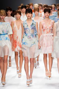 Cacharel S/S '13