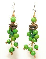 Eco Fashion Earrings