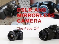 DSLR and mirrorless camera are compared more often, each having their own advantages and some weaknesses. These weaknesses are not really a disadvantage though. Understanding their features is a key on maximizing the goodness they can offer. Dslr Photography Tips, Iphone Photography, Photography Equipment, Travel Photography, Wedding Photography, Dslr Settings, Dslr Aperture, Dslr Lenses, Dslr Accessories
