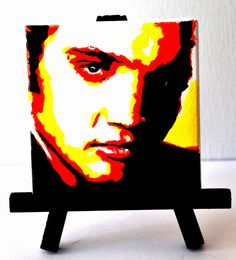 3x3 Own Mini Painting Your portrait at 30% OFF enter code D30