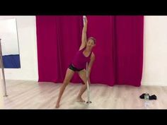 Pole live I - Extrait : le spining : Push up Pole Dance, Push Up, Ballerina, Acro, Live, Formal Dresses, Dancers, Youtube, Sport