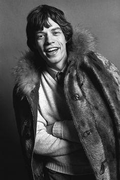 Mick Jagger, 1964 © Eric Swayne