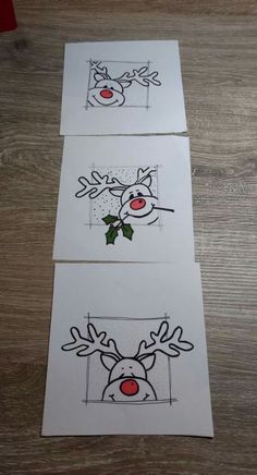 Christmas Tree Card IdeaAnother day, another Christmas card idea – let's make this Christmas tree card Ideas painting christmas cards ideas Handprint Christmas Tree Cards - Weihnachtsbasteln Mit Kindern Kita - WaterHandprint Christmas Tree Painted Christmas Cards, Watercolor Christmas Cards, Diy Christmas Cards, Noel Christmas, Christmas Ornaments, Christmas Ideas, Christmas Raindeer, Christmas Cards Drawing, Christmas Decorations Drawings